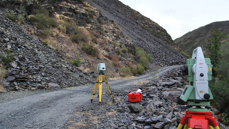 carrera de topografia y geodesia umsa